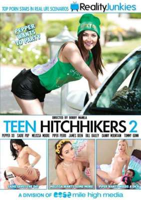 Teen Hitchhikers 2 XXX DVD Reality Junkies