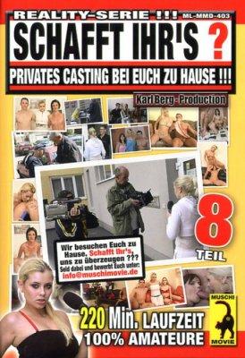 Schafft ihr's? 8 Privates Casting Bei Euch Zu Hause!!!