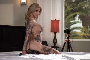 Bonnie Rotten Makes Cumback and Signs Exclusive Brazzers Deal