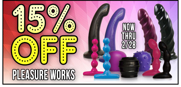 Pleasure Works Sale at SheVibe