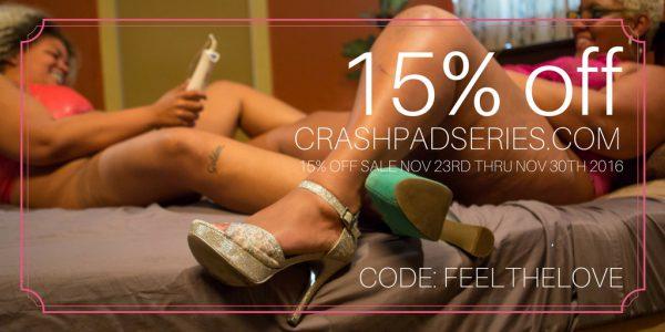 Crash Pad Series Sale