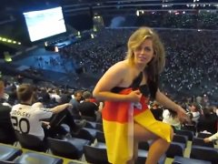 Copa Do Mundo 2018: Alemã exibicionista