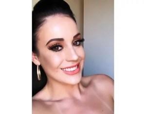 Francieli Rossa gostosa em live no instagram