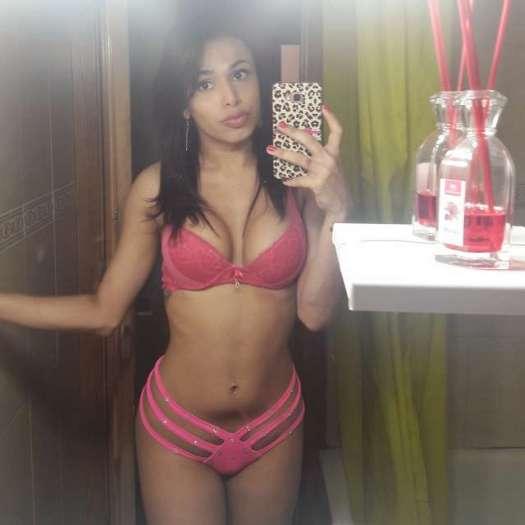 Travesti Valencia Baby
