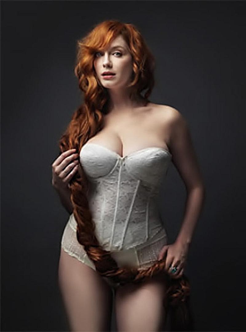 Actrices Porno Voluptuosasdesnudas christina hendricks y otras mujeres voluptuosas desnudas