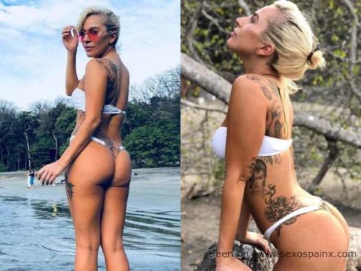Famosa cantante Lady Gaga, de verdad es un hombre o hermafrodita