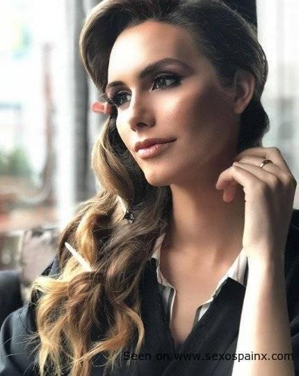 Traer el nombre y los colores de España en Miss Universo es mi gran sueño para Angela Ponce.