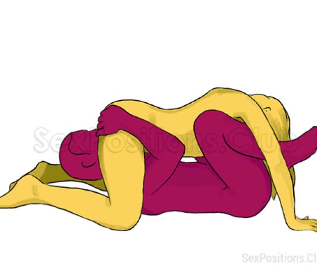 69 Sex Position Kneeling Lying Down