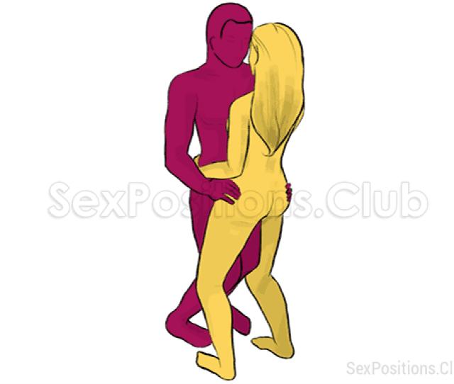 Sex Position  Disco Face To Face Standing Kamasutra