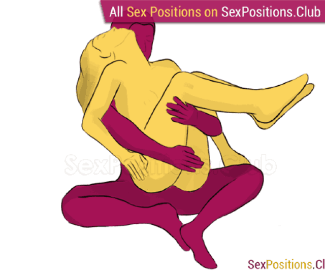 Sex Position  Cradle From Behind Rear Entry Sitting
