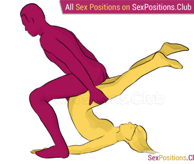 Sex Position 186 Brute From Behind Man On Top Rear