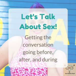 Let's Talk About Sex copy