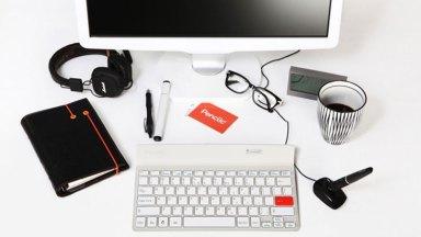 CES2015 Gadgets: Penclic Bluetooth Mouse B3