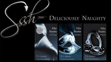 #Sssh50: Win a Signed Copy of the 50 Shades Trilogy