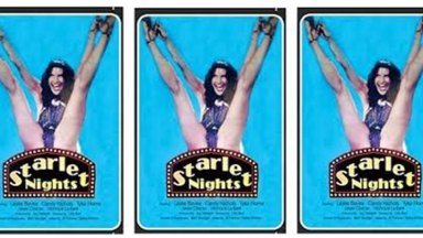 Retro Porn Review - Starlet Nights