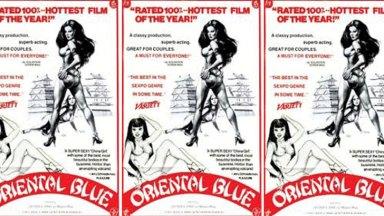 Retro Porn Review - Oriental Blue