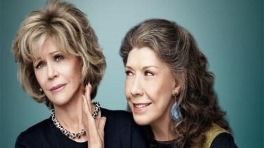 Grace and Frankie Explore Divorce On New Netflix Dramedy