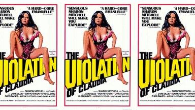 Retro Porn Review - The Violation of Claudia