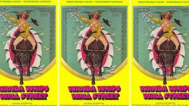 Retro Porn Review - Wanda Whips Wall Street