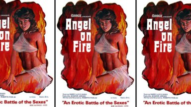 Retro Porn Review - Angel on Fire