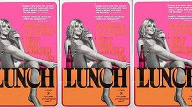 Retro Porn Review - Lunch