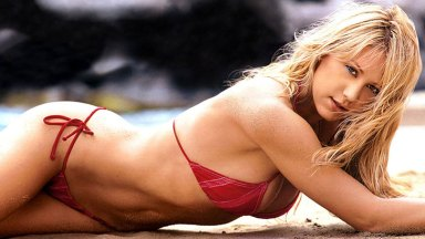 Hottest Girls of Instagram: Anna Kournikova