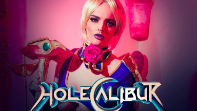 #Cosplay Tuesday: HoleCalibur EXCLUSIVE PICTURES 1