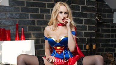 #Cosplay Tuesday: Supergirl_A_XXX_Parody 4