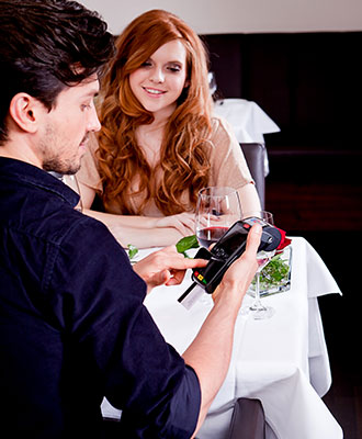 men pay for first dates