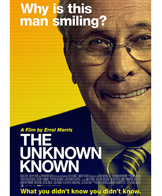 Donald Rumsfeld documentary The Unknown Known