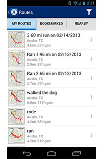 Fitness App Review: MapMyFitness