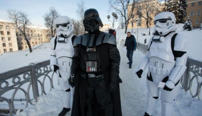 New 'Force' Revealed in Ukraine
