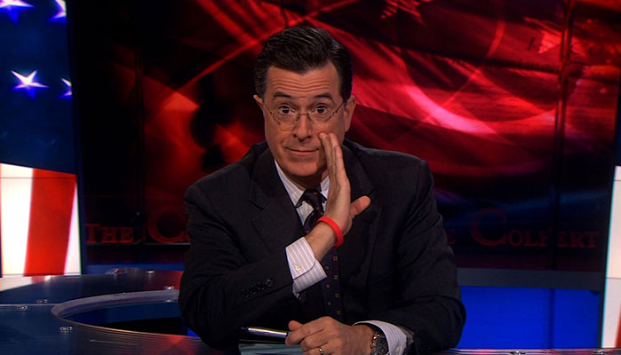 Will the Real Colbert Please Stand Up?