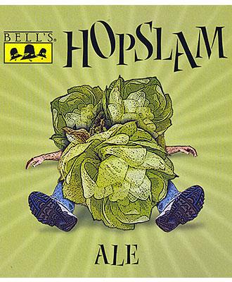 Henry Deltoid's Beer Review: Bell's Hopslam