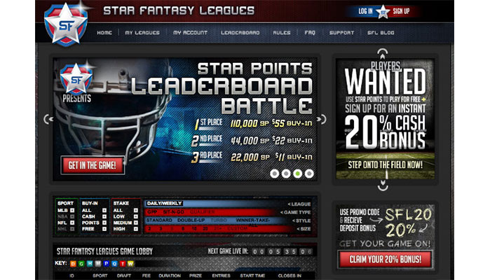 Interview: Zach Stanley & Star Fantasy Leagues