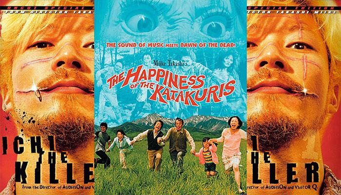 The Weird World of Takashi Miike