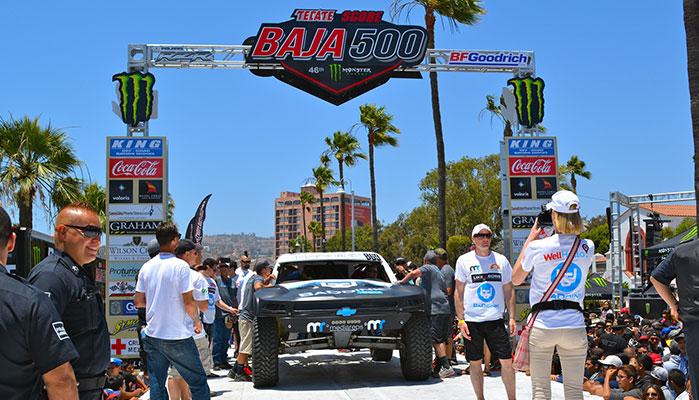 How #TeamBaDoink Fared at the 2014 #Baja500