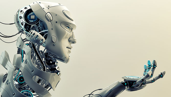 The Robot Revolution is Coming