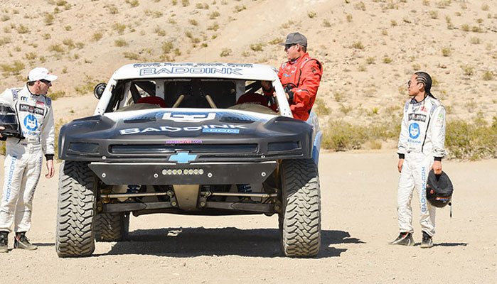 #TeamBaDoink Baja 500 Training Shifts Up A Gear