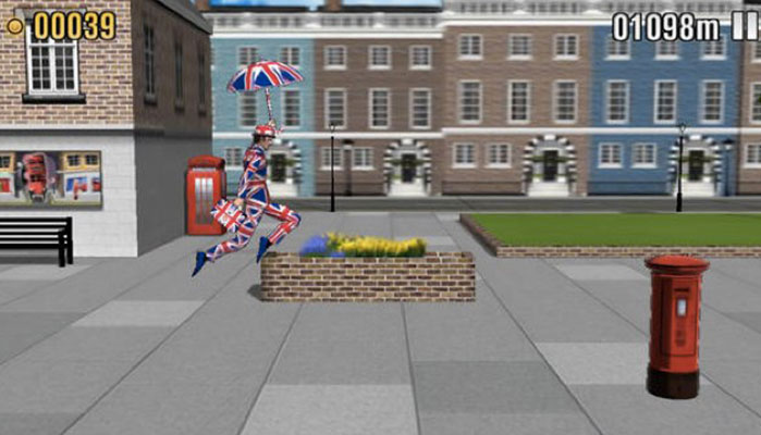 App Review: The Ministry of Silly Walks
