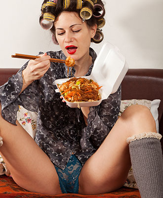 Fully Baked Ideas for Foodie Sex!