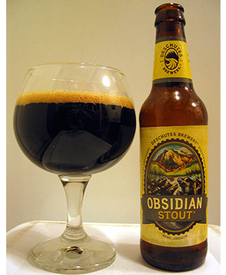 Henry Deltoid's Beer Review: Deschutes Obsidian Stout
