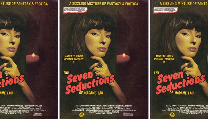 Retro Porn Review - The Seven Seductions of Madame Lau