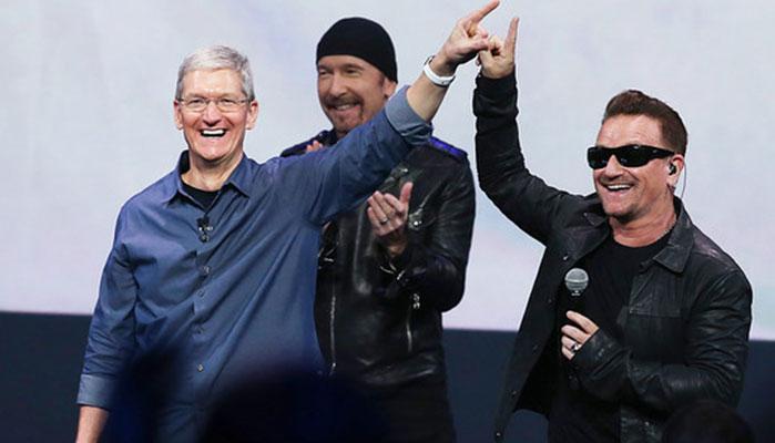 Beware of Geeks Bearing Gifts: U2's iTunes Blowback
