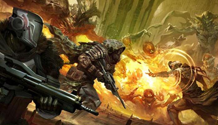 Game Review: Destiny