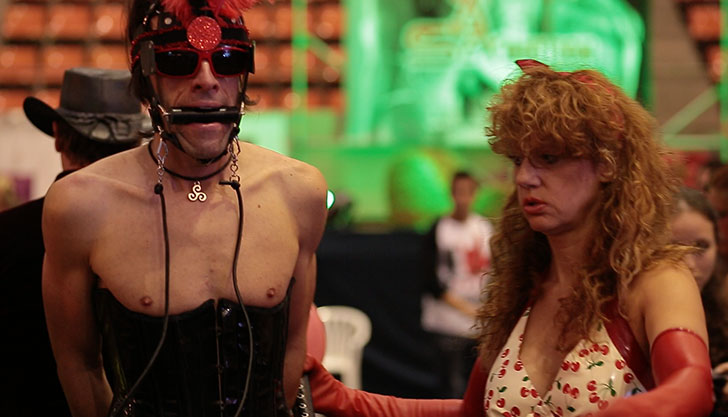 The Salon Erotico de Barcelona 2014 Reaches Its Climax