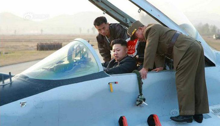 Oh-Oh: North Korean Drones!