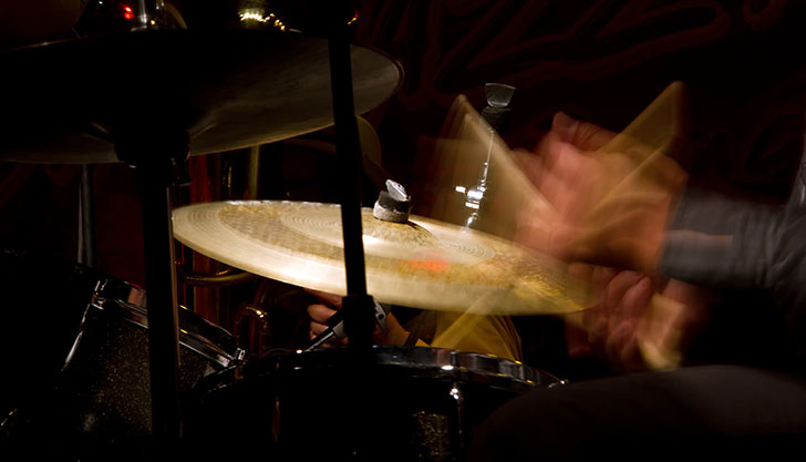 Confessions of a Cover Band Drummer