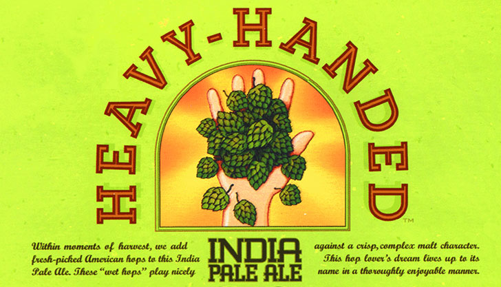 Henry Deltoid's Beer Review: Two Brothers Heavy Handed