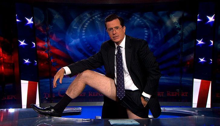 Goodbye to The Colbert Report - The Nation Will Miss You